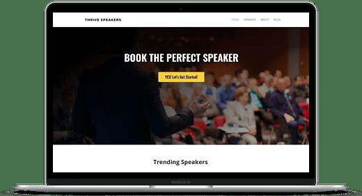 thrive speakers